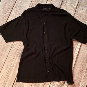 Claiborne Casual/Dress Button Down Shirt
